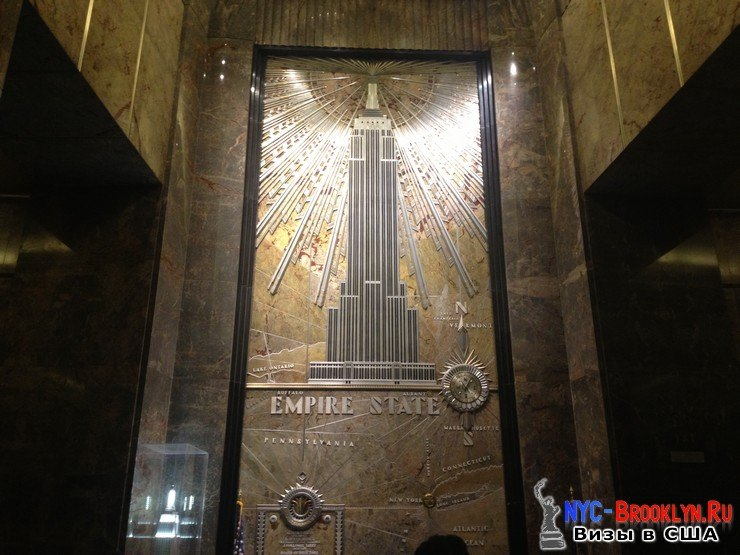 0. Фотоотчет Эмпайр Стейт Билдинг, Нью-Йорк, Empire State Building, New York - NYC-Brooklyn