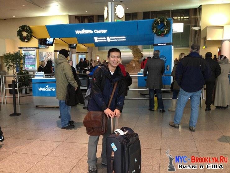 1. История получения учебной визы в США Тимура с Красноярского Края - NYC-Brooklyn