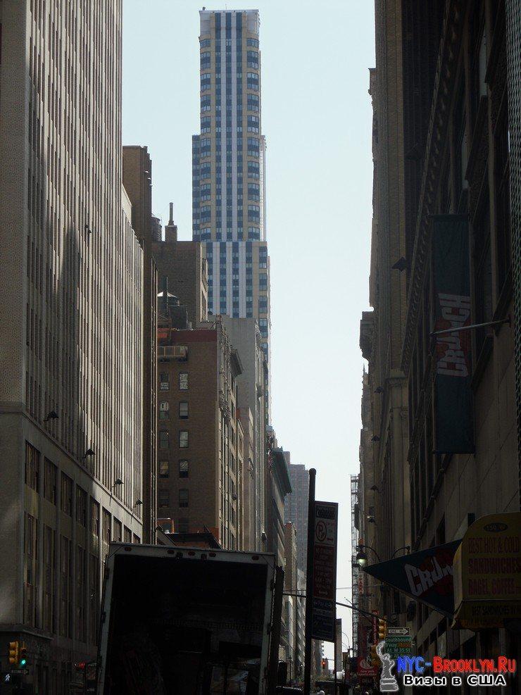 1. Фотоотчет Площадь Таймс Сквер в Нью-Йорке. Times Square New York - NYC-Brooklyn