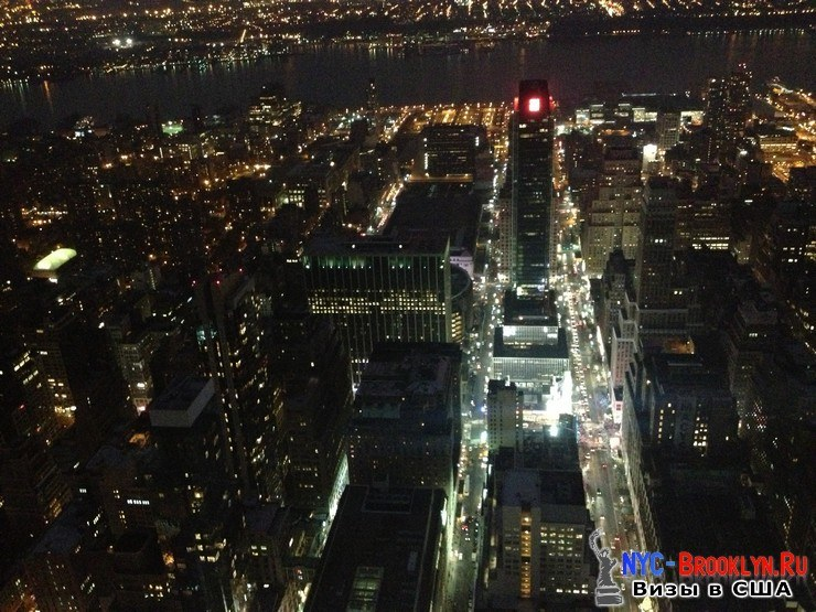 100. Фотоотчет Эмпайр Стейт Билдинг, Нью-Йорк, Empire State Building, New York - NYC-Brooklyn