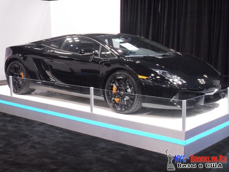105. Автошоу в Нью-Йорке 2012. New York Auto Show - NYC-Brooklyn