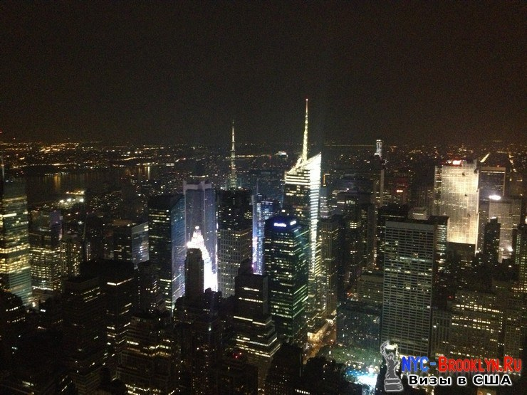 106. Фотоотчет Эмпайр Стейт Билдинг, Нью-Йорк, Empire State Building, New York - NYC-Brooklyn