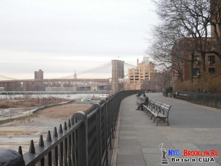 11. Фотоотчет Бруклинский Мост в Нью-Йорке. Brooklyn Bridge New York - NYC-Brooklyn