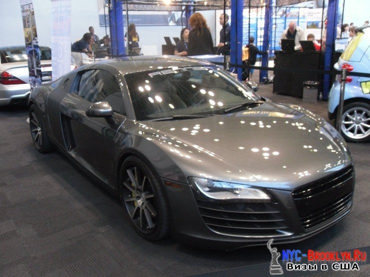 114. Автошоу в Нью-Йорке 2012. New York Auto Show - NYC-Brooklyn