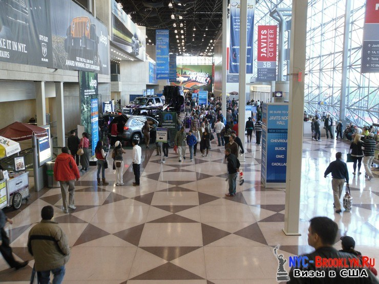 123. Автошоу в Нью-Йорке 2012. New York Auto Show - NYC-Brooklyn