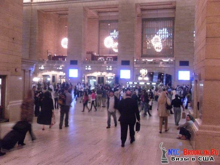 13. Магазин Apple Store в Нью-Йорке Grand Central - NYC-Brooklyn