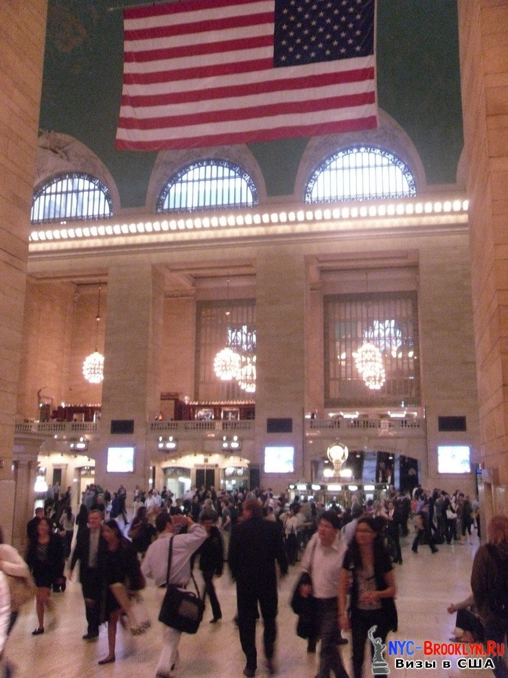 14. Магазин Apple Store в Нью-Йорке Grand Central - NYC-Brooklyn