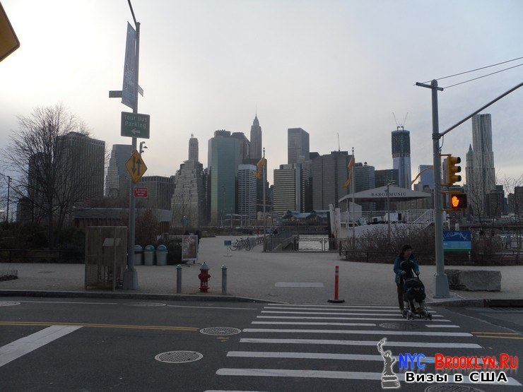 16. Фотоотчет Бруклинский Мост в Нью-Йорке. Brooklyn Bridge New York - NYC-Brooklyn