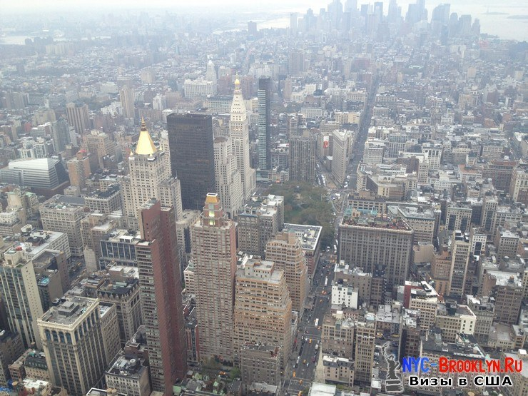 16. Фотоотчет Эмпайр Стейт Билдинг, Нью-Йорк, Empire State Building, New York - NYC-Brooklyn