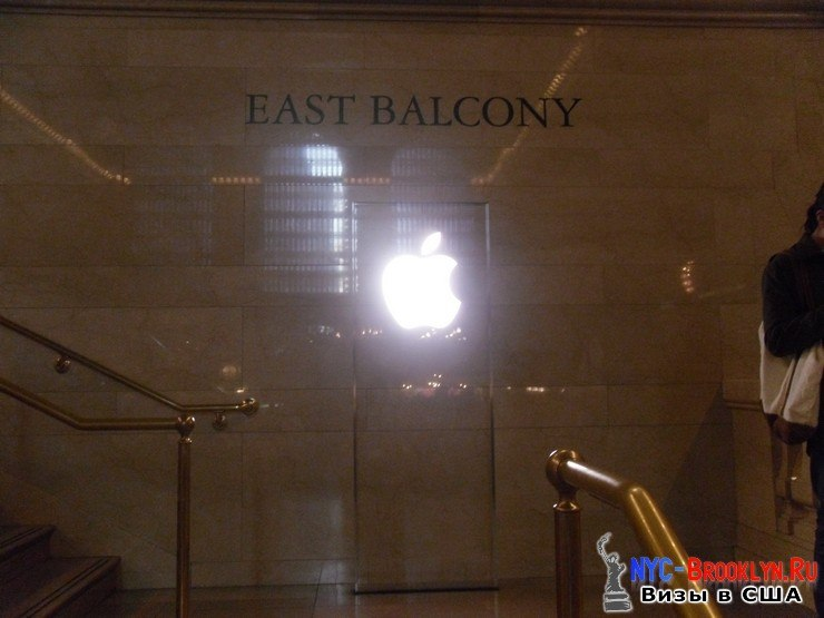 17. Магазин Apple Store в Нью-Йорке Grand Central - NYC-Brooklyn