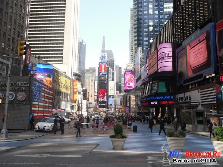 17. Фотоотчет Площадь Таймс Сквер в Нью-Йорке. Times Square New York - NYC-Brooklyn
