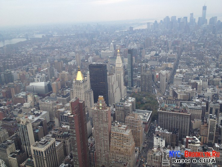 18. Фотоотчет Эмпайр Стейт Билдинг, Нью-Йорк, Empire State Building, New York - NYC-Brooklyn