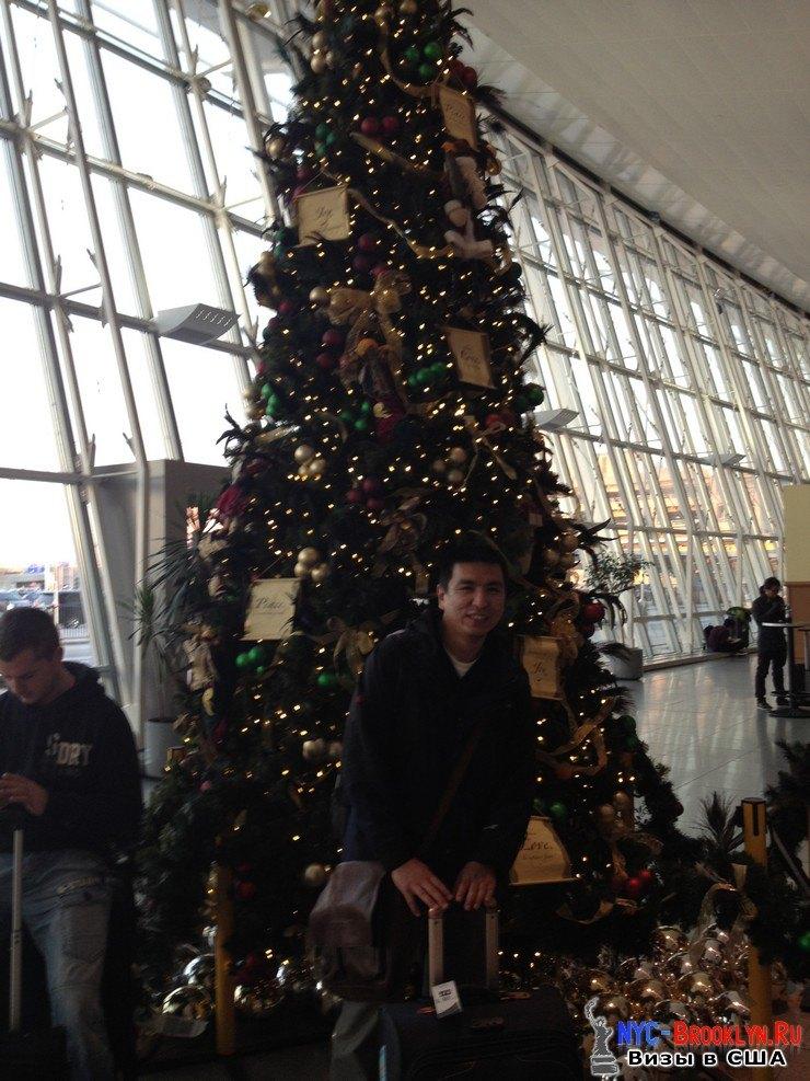 2. История получения учебной визы в США Тимура с Красноярского Края - NYC-Brooklyn
