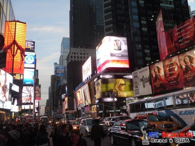 2. Повторная виза в США Ильнура из Казани - NYC-Brooklyn