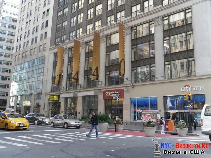 2. Фотоотчет Площадь Таймс Сквер в Нью-Йорке. Times Square New York - NYC-Brooklyn