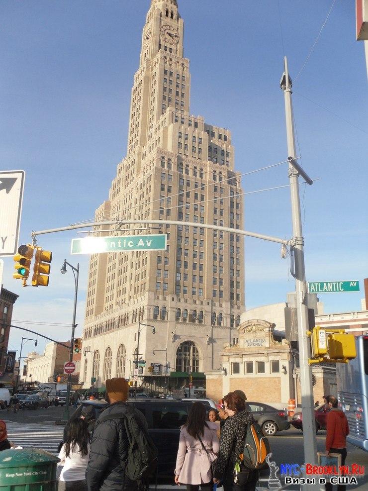 2. Atlantic Avenue New York City. Фотоотчет Атлантик Авеню Бруклин, США - NYC-Brooklyn