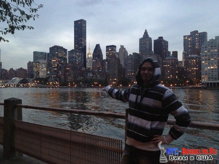 20. История получения студенческой визы в США Евгения с Алтайского Края - NYC-Brooklyn