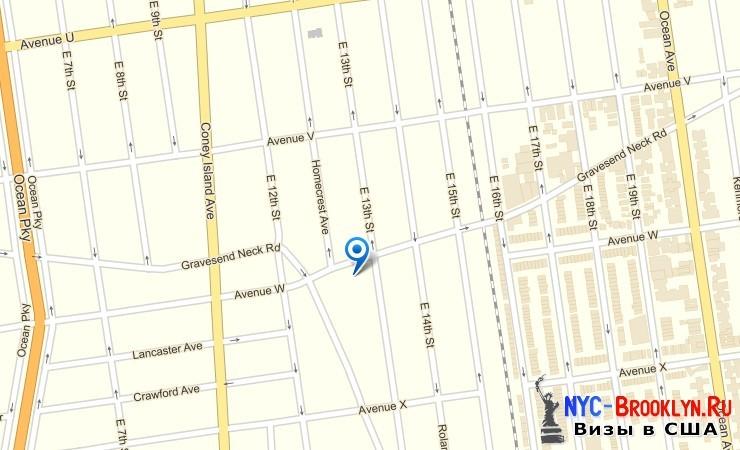20. Русская баня в Нью-Йорке на Neck Road. Баня в США, в Бруклине Neck Rd. Сауна в Америке - NYC-Brooklyn
