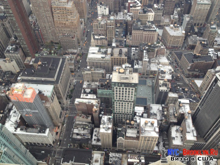 21. Фотоотчет Эмпайр Стейт Билдинг, Нью-Йорк, Empire State Building, New York - NYC-Brooklyn