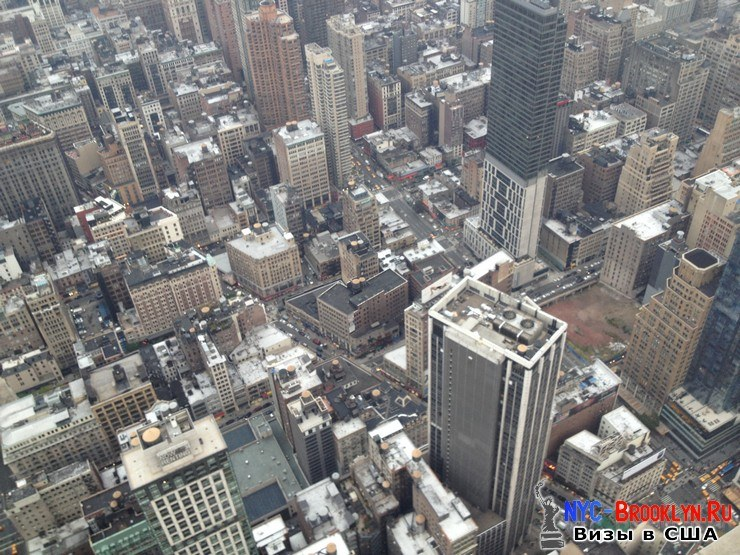 22. Фотоотчет Эмпайр Стейт Билдинг, Нью-Йорк, Empire State Building, New York - NYC-Brooklyn