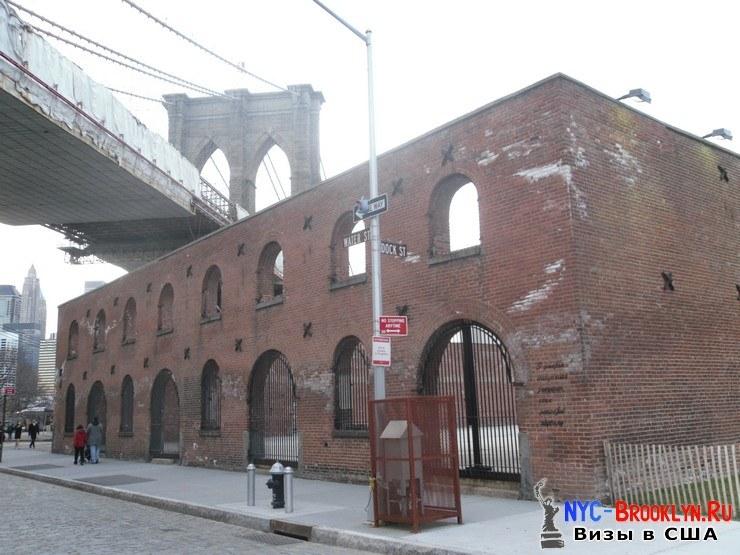 23. Фотоотчет Бруклинский Мост в Нью-Йорке. Brooklyn Bridge New York - NYC-Brooklyn