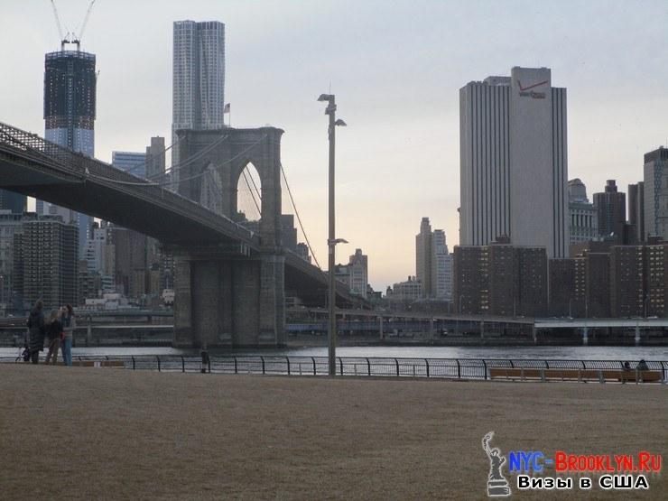 25. Фотоотчет Бруклинский Мост в Нью-Йорке. Brooklyn Bridge New York - NYC-Brooklyn