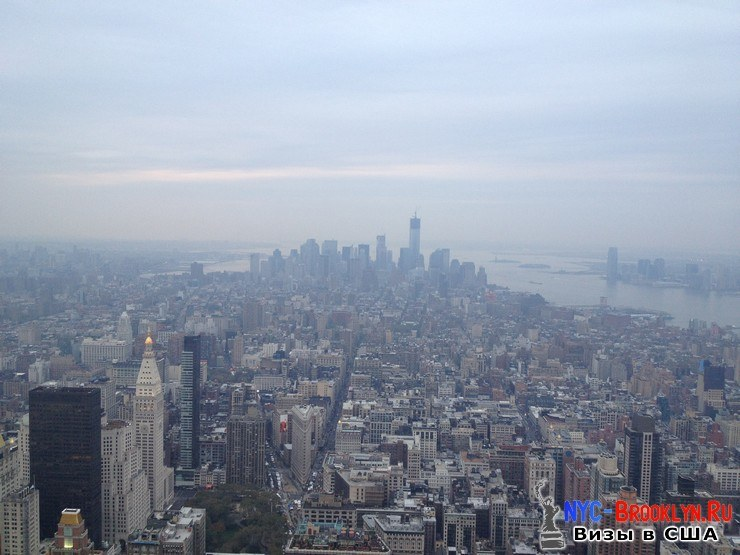 25. Фотоотчет Эмпайр Стейт Билдинг, Нью-Йорк, Empire State Building, New York - NYC-Brooklyn