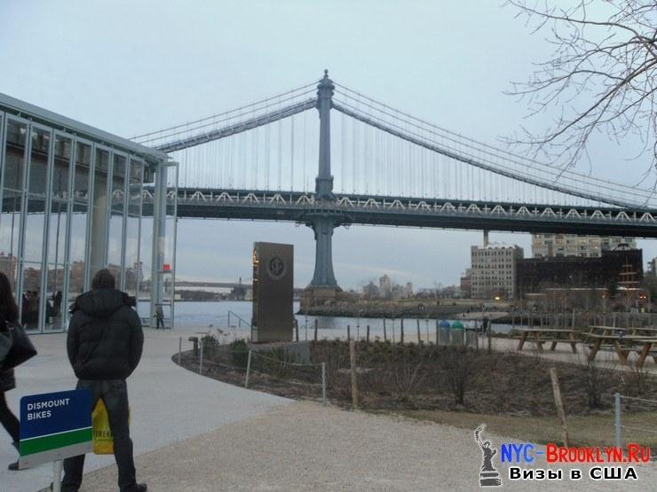 27. Фотоотчет Бруклинский Мост в Нью-Йорке. Brooklyn Bridge New York - NYC-Brooklyn