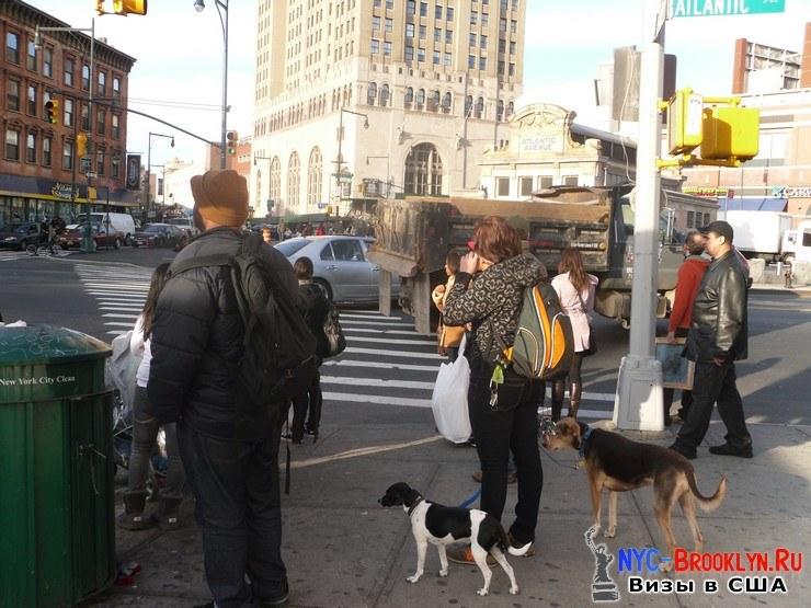 3. Atlantic Avenue New York City. Фотоотчет Атлантик Авеню Бруклин, США - NYC-Brooklyn
