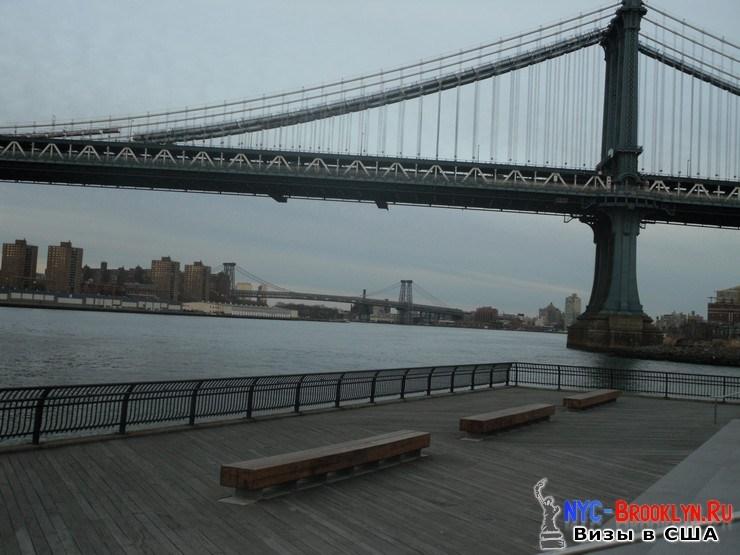 30. Фотоотчет Бруклинский Мост в Нью-Йорке. Brooklyn Bridge New York - NYC-Brooklyn