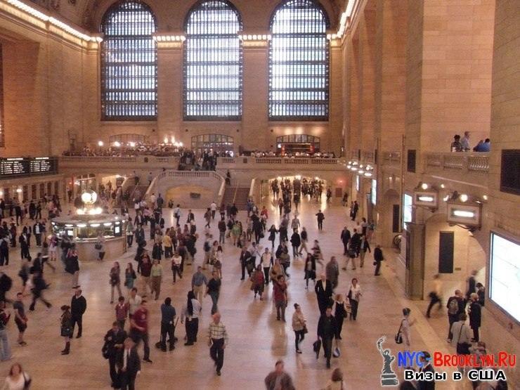 36. Магазин Apple Store в Нью-Йорке Grand Central - NYC-Brooklyn