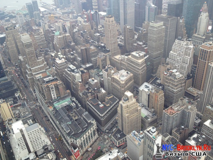 36. Фотоотчет Эмпайр Стейт Билдинг, Нью-Йорк, Empire State Building, New York - NYC-Brooklyn