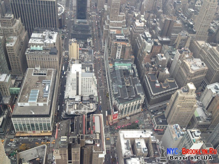 39. Фотоотчет Эмпайр Стейт Билдинг, Нью-Йорк, Empire State Building, New York - NYC-Brooklyn