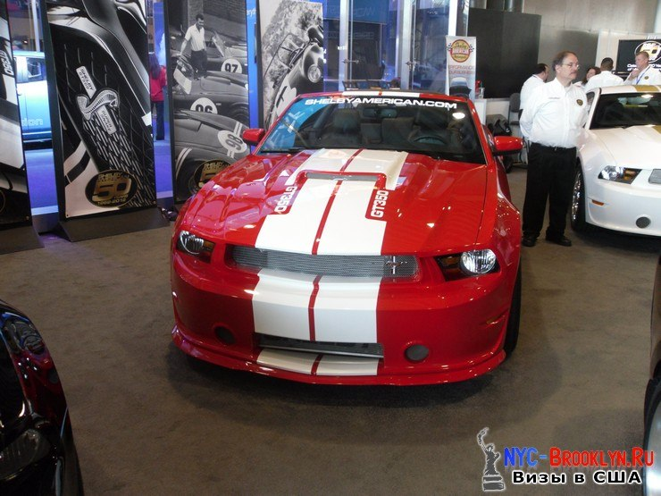 4. Автошоу в Нью-Йорке 2012. New York Auto Show - NYC-Brooklyn