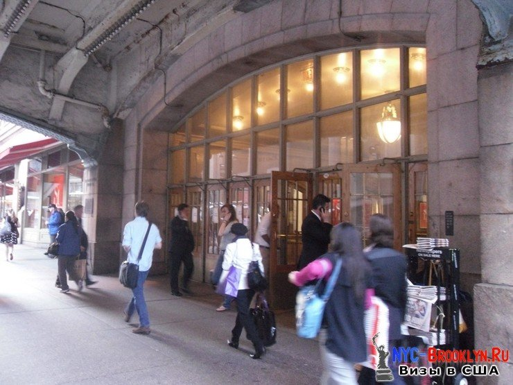 4. Магазин Apple Store в Нью-Йорке Grand Central - NYC-Brooklyn