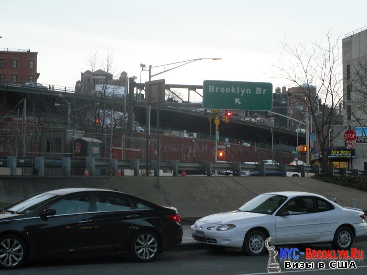 40. Фотоотчет Бруклинский Мост в Нью-Йорке. Brooklyn Bridge New York - NYC-Brooklyn