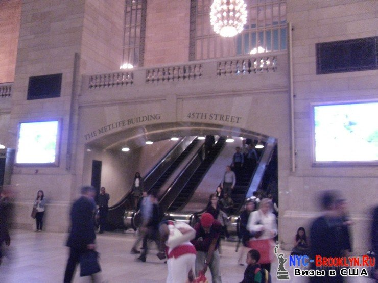 42. Магазин Apple Store в Нью-Йорке Grand Central - NYC-Brooklyn