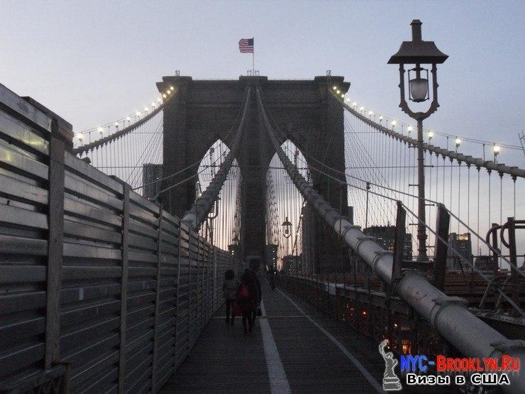 48. Фотоотчет Бруклинский Мост в Нью-Йорке. Brooklyn Bridge New York - NYC-Brooklyn