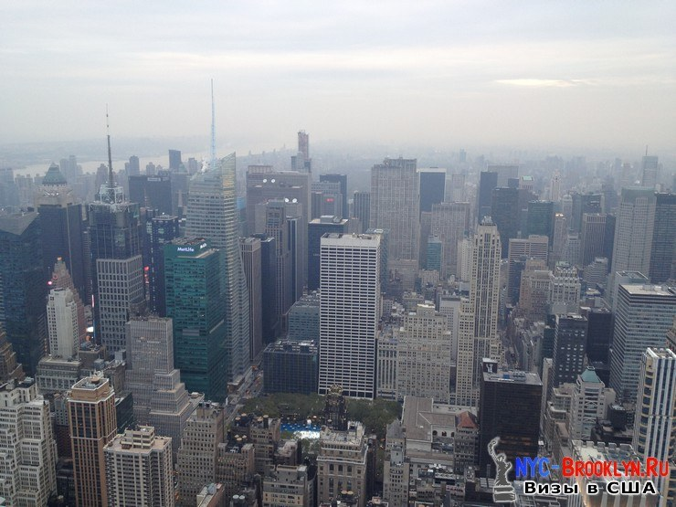 49. Фотоотчет Эмпайр Стейт Билдинг, Нью-Йорк, Empire State Building, New York - NYC-Brooklyn