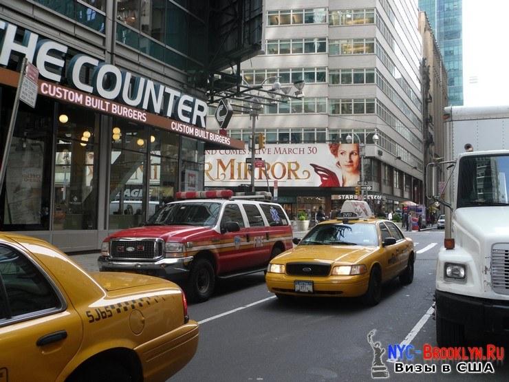 5. Фотоотчет Площадь Таймс Сквер в Нью-Йорке. Times Square New York - NYC-Brooklyn