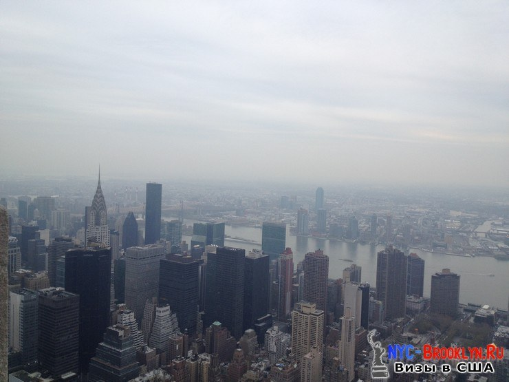 5. Фотоотчет Эмпайр Стейт Билдинг, Нью-Йорк, Empire State Building, New York - NYC-Brooklyn