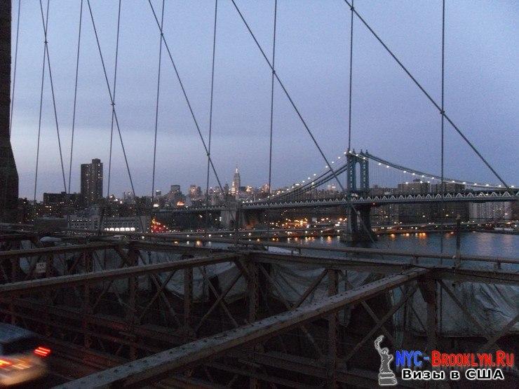 51. Фотоотчет Бруклинский Мост в Нью-Йорке. Brooklyn Bridge New York - NYC-Brooklyn