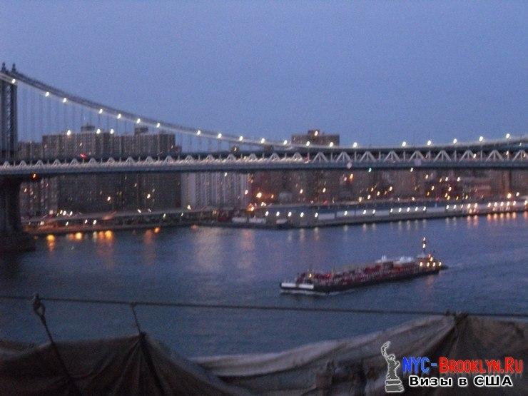 53. Фотоотчет Бруклинский Мост в Нью-Йорке. Brooklyn Bridge New York - NYC-Brooklyn