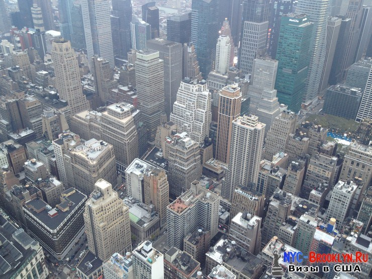 53. Фотоотчет Эмпайр Стейт Билдинг, Нью-Йорк, Empire State Building, New York - NYC-Brooklyn