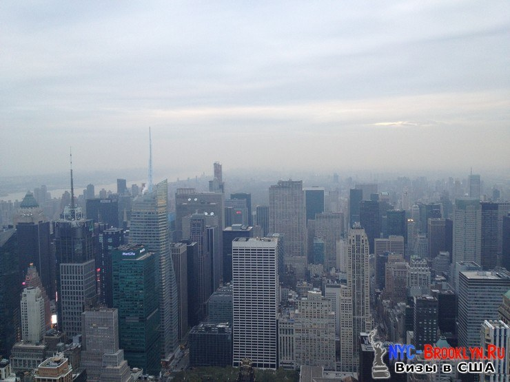 55. Фотоотчет Эмпайр Стейт Билдинг, Нью-Йорк, Empire State Building, New York - NYC-Brooklyn