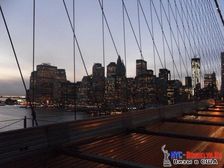 56. Фотоотчет Бруклинский Мост в Нью-Йорке. Brooklyn Bridge New York - NYC-Brooklyn