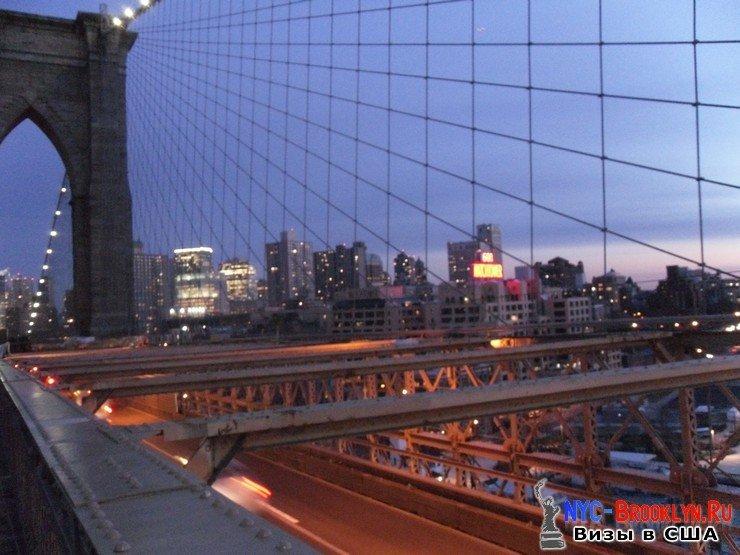 61. Фотоотчет Бруклинский Мост в Нью-Йорке. Brooklyn Bridge New York - NYC-Brooklyn