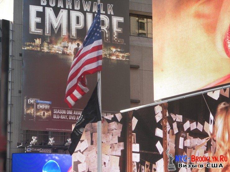 61. Фотоотчет Площадь Таймс Сквер в Нью-Йорке. Times Square New York - NYC-Brooklyn