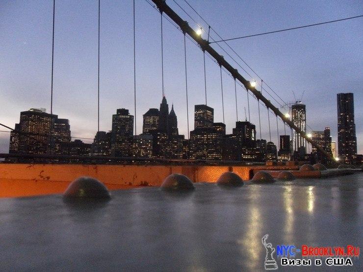 63. Фотоотчет Бруклинский Мост в Нью-Йорке. Brooklyn Bridge New York - NYC-Brooklyn