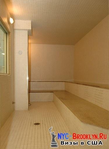 7. Русская баня в Нью-Йорке на Neck Road. Баня в США, в Бруклине Neck Rd. Сауна в Америке - NYC-Brooklyn